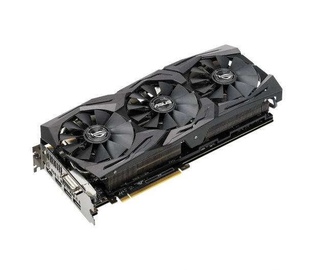 ASUS GeForce GTX 1080 Ti Strix ROG 11GB GDDR5X - 361183 - zdjęcie 2