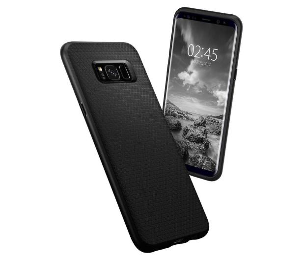 Spigen Liquid Air do Galaxy S8 Black - 361227 - zdjęcie 2