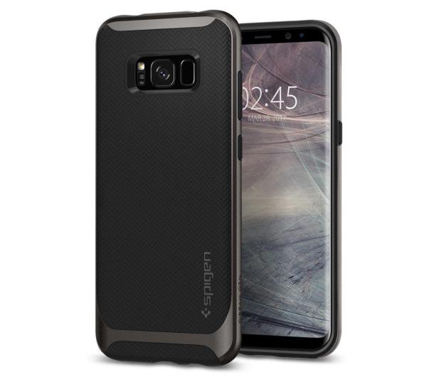 Spigen Neo Hybrid do Galaxy S8 Gunmetal - 361235 - zdjęcie