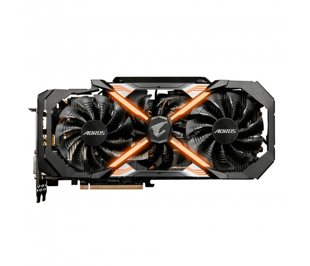 Gigabyte GeForce GTX 1080 Ti Aorus 11GB GDDR5X - 360024 - zdjęcie 3