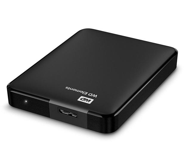 WD Elements Portable 1,5TB czarny USB 3.0  - 169895 - zdjęcie 2