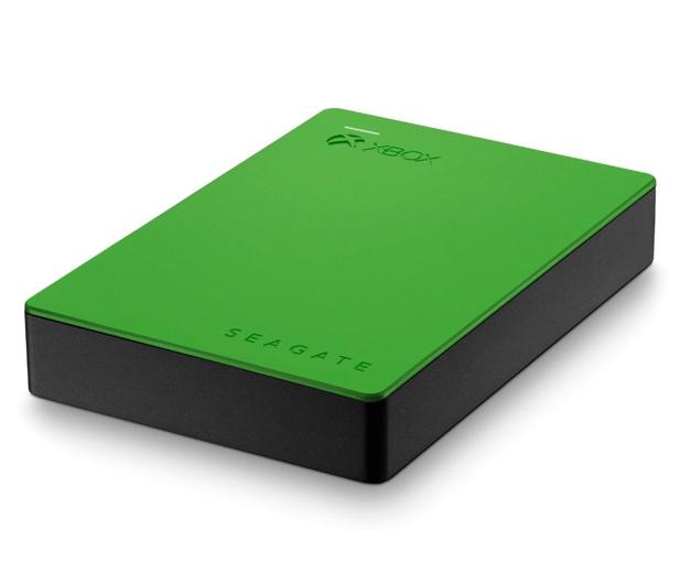 Seagate 4TB Game Drive for Xbox USB 3.0 zielony - 295817 - zdjęcie 2