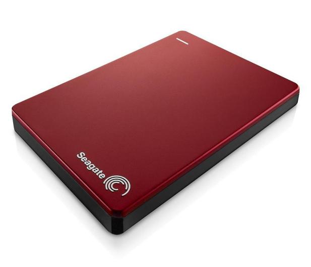 Seagate 1TB Backup Plus 2,5'' czerwony - 159919 - zdjęcie 2
