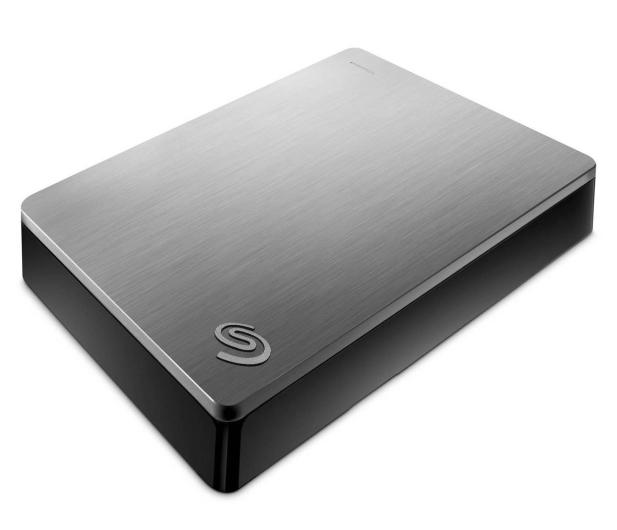 Seagate 5TB Backup Plus 2,5'' srebrny - 333418 - zdjęcie 2