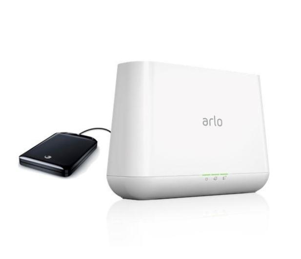Netgear Arlo PRO WiFi HD IR (3szt. + stacja alarm.) - 361193 - zdjęcie 5