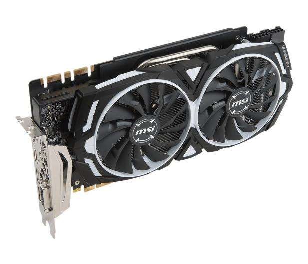 MSI GeForce GTX 1080 Ti ARMOR OC 11GB GDDR5X  - 361262 - zdjęcie 2