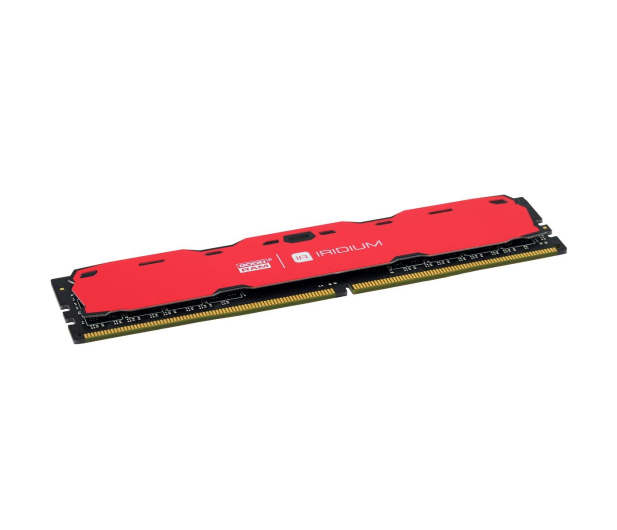 GOODRAM 16GB 2400MHz IRIDIUM Red CL15 (2x8GB) - 361616 - zdjęcie 2