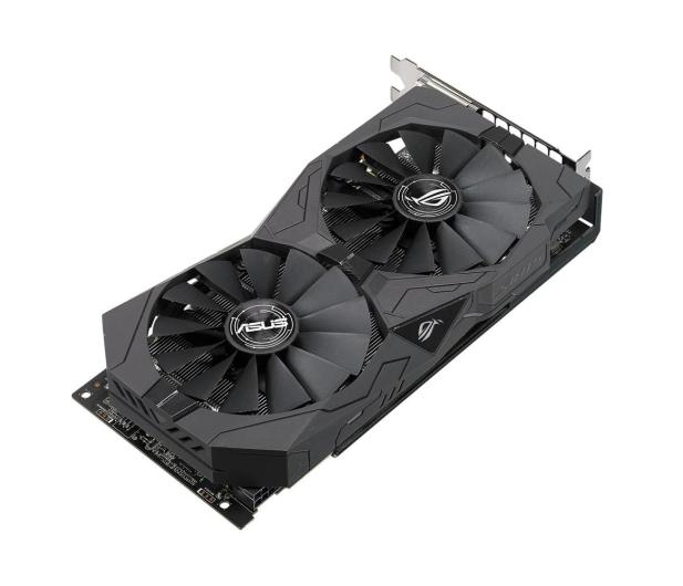 ASUS Radeon RX 570 STRIX OC 4GB GDDR5  - 361264 - zdjęcie 5
