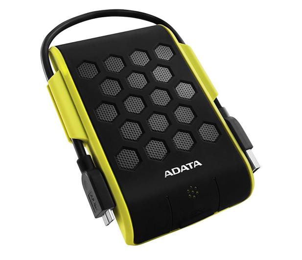 ADATA HD720 1TB USB 3.2 Gen. 1 Czarno-Zielony - 258298 - zdjęcie 2