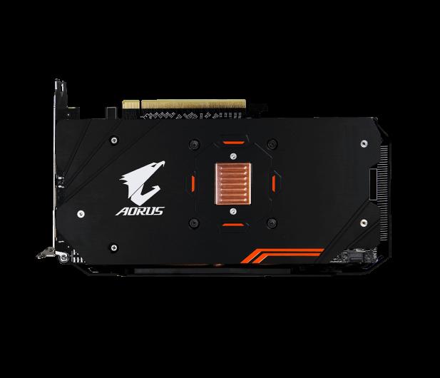 Gigabyte Radeon RX 580 AORUS 8GB GDDR5  - 361342 - zdjęcie 5