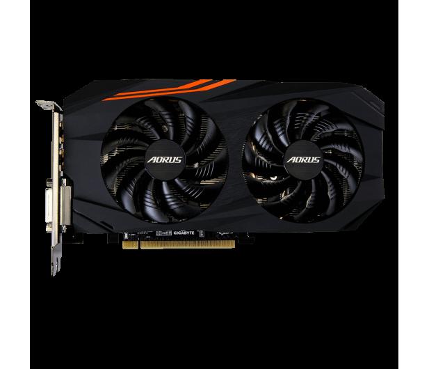 Gigabyte Radeon RX 570 AORUS 4GB GDDR5  - 391516 - zdjęcie 3
