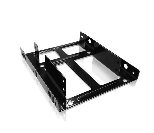 """ICY BOX Ramka montażowa 3,5"""" - 2x 2,5"""" - 356069 - zdjęcie"""