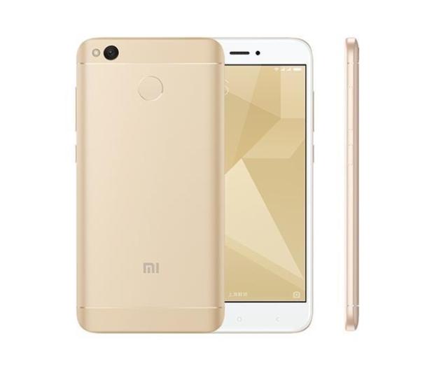Xiaomi Redmi 4X 32GB Dual SIM LTE Gold - 361729 - zdjęcie 5