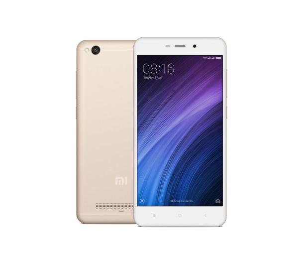 Xiaomi Redmi 4A 16GB Dual SIM LTE Gold - 347540 - zdjęcie