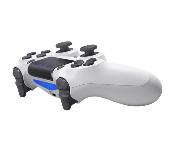 Sony Kontroler Playstation 4 DualShock 4 biały V2 - 361976 - zdjęcie 2