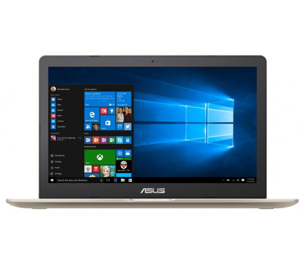 ASUS VivoBook Pro 15 N580VD i5-7300HQ/8GB/1TB/Win10 - 358864 - zdjęcie