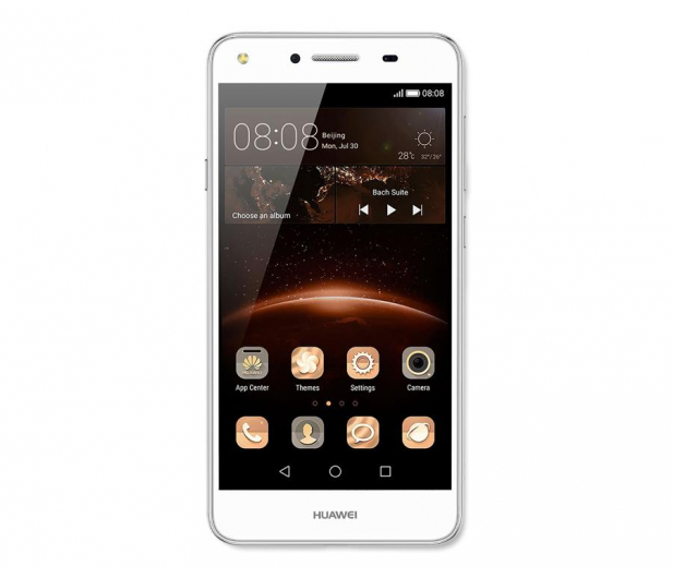 Huawei Y5 II LTE Dual SIM biały - 306303 - zdjęcie 2