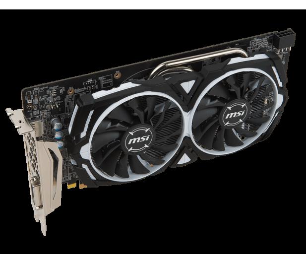 MSI Radeon RX 580 ARMOR OC 8GB GDDR5 - 362223 - zdjęcie 5