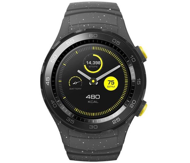 Huawei Watch 2 Sport BT szary - 362660 - zdjęcie 2