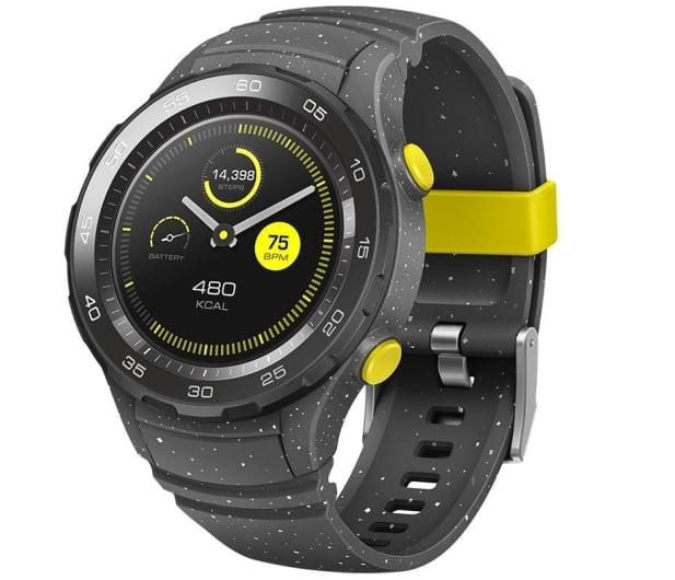 Huawei Watch 2 Sport BT szary - 362660 - zdjęcie
