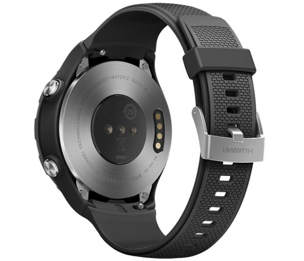 Huawei Watch 2 Sport LTE czarny  - 362662 - zdjęcie 5
