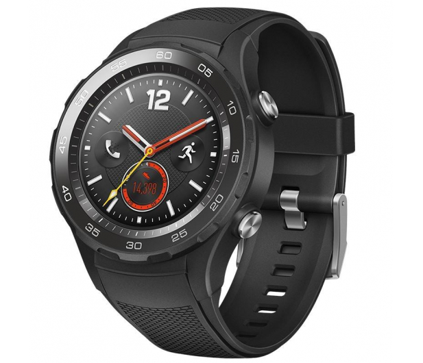 Huawei Watch 2 Sport LTE czarny  - 362662 - zdjęcie 1