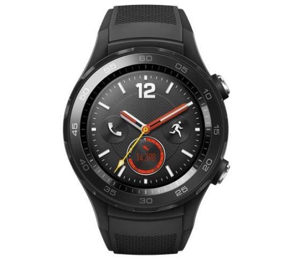 Huawei Watch 2 Sport LTE czarny  - 362662 - zdjęcie 2