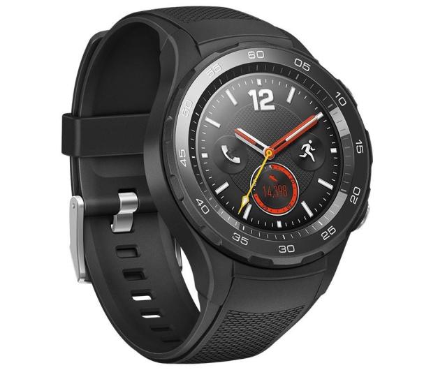 Huawei Watch 2 Sport LTE czarny  - 362662 - zdjęcie 3