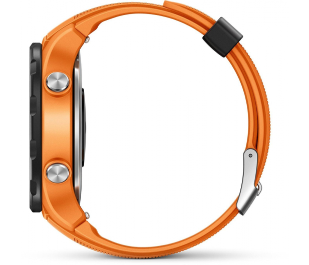 Huawei Watch 2 Sport LTE pomarańczowy  - 362663 - zdjęcie 4