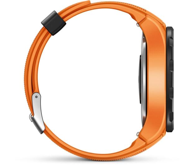 Huawei Watch 2 Sport LTE pomarańczowy  - 362663 - zdjęcie 5