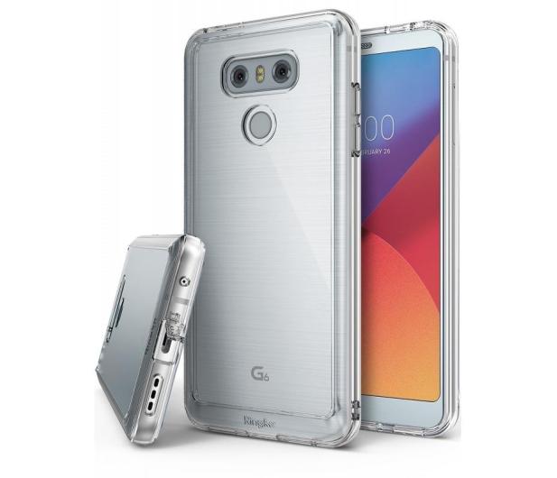 Ringke Fusion do LG G6 Crystal View - 362704 - zdjęcie