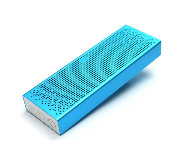 Xiaomi Mi Bluetooth Speaker (niebieski)  - 362883 - zdjęcie 3