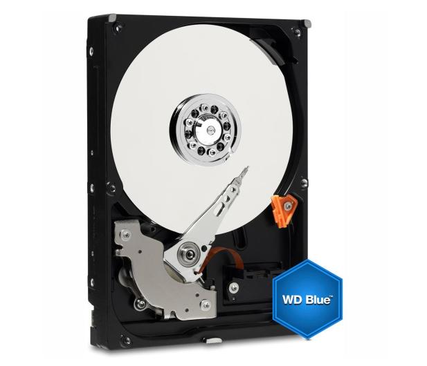 WD 750GB 7200obr. 64MB BLUE - 81295 - zdjęcie 2