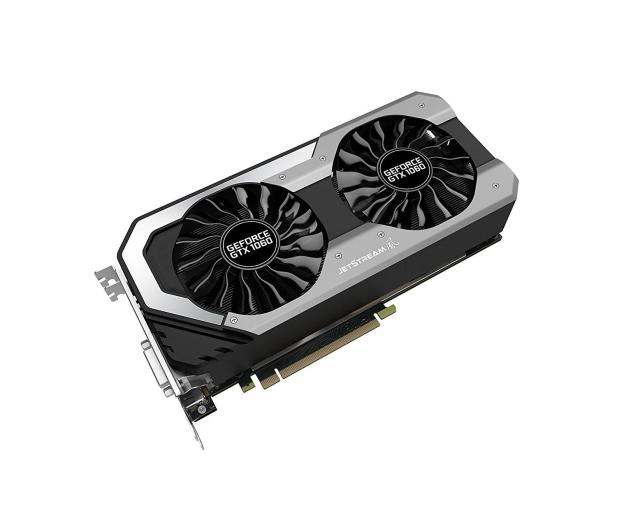 Palit GeForce GTX 1060 Super JetStream 6GB GDDR5  - 335254 - zdjęcie 2