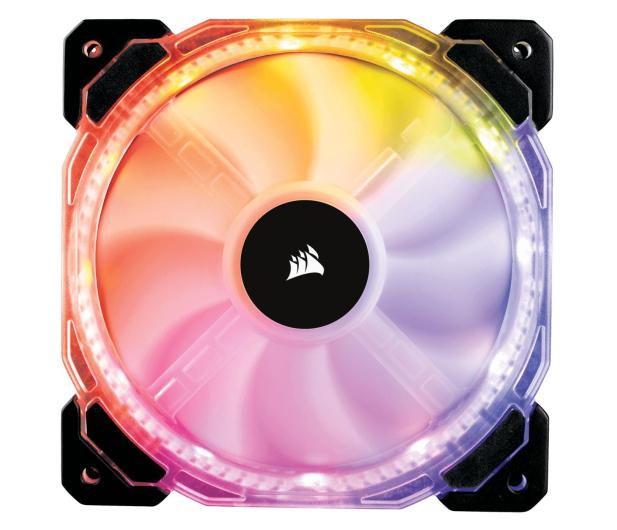 Corsair HD120 RGB LED magnetyczny - 359351 - zdjęcie 3
