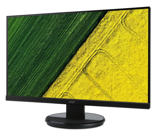 Acer K222HQLCBID czarny - 326367 - zdjęcie 3