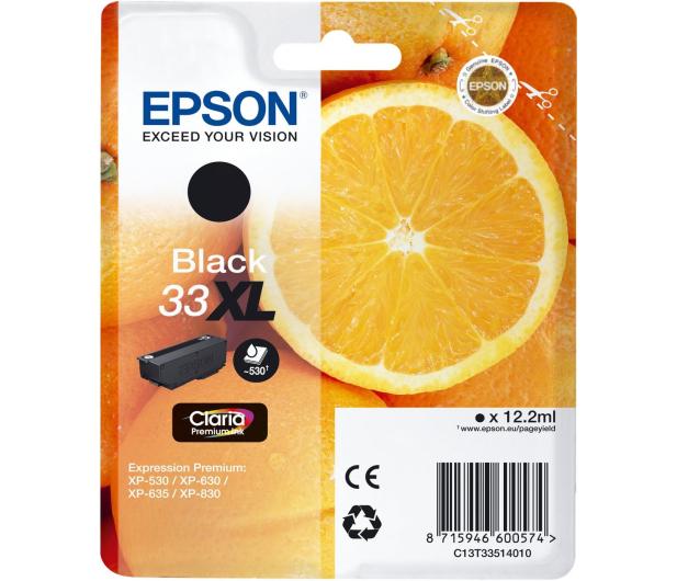 Epson T3351 czarny 530 str.  - 342412 - zdjęcie