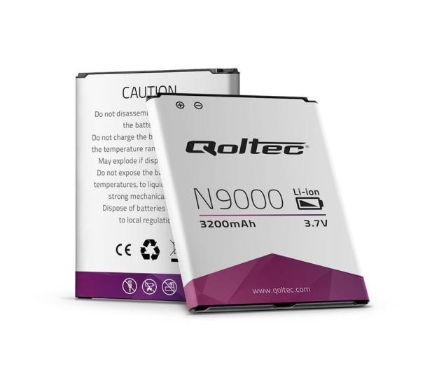 Qoltec Bateria do Samsung Galaxy Note 3 N9000 - 360146 - zdjęcie