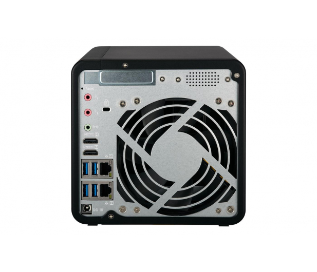 QNAP TS-453B-8G (4xHDD, 4x1.5-2.3GHz, 8GB, 5xUSB,2xLAN) - 359970 - zdjęcie 5