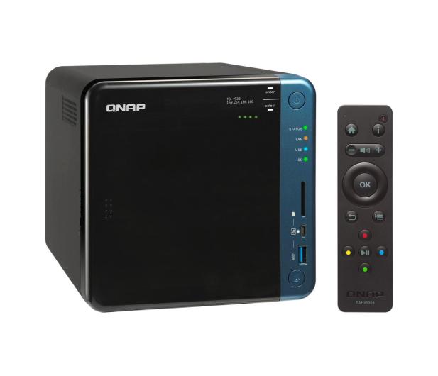 QNAP TS-453B-8G (4xHDD, 4x1.5-2.3GHz, 8GB, 5xUSB,2xLAN) - 359970 - zdjęcie 3