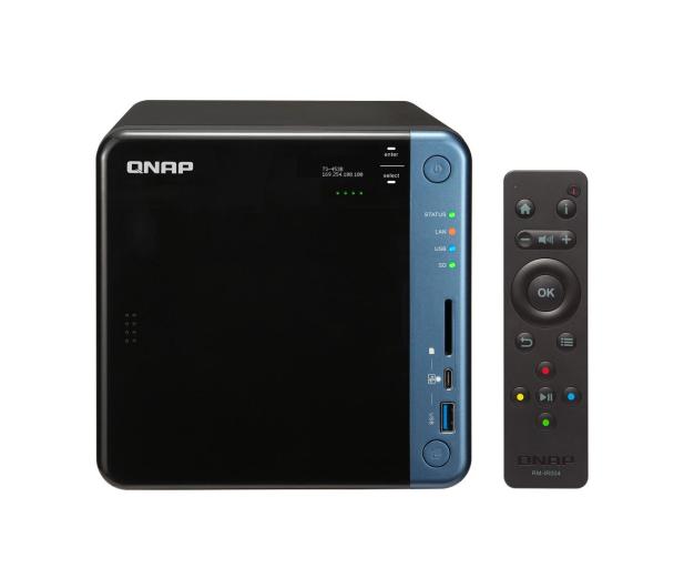 QNAP TS-453B-8G (4xHDD, 4x1.5-2.3GHz, 8GB, 5xUSB,2xLAN) - 359970 - zdjęcie 2
