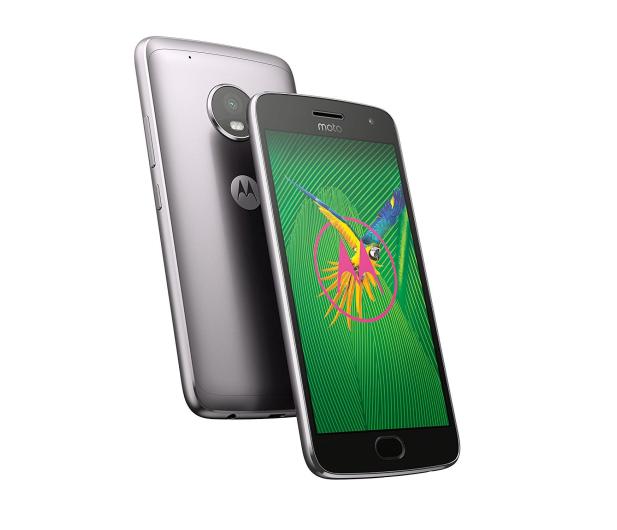 Motorola Moto G5 Plus 3/32GB Dual SIM szary - 363438 - zdjęcie 5