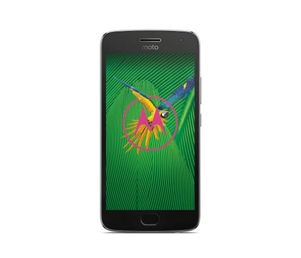Motorola Moto G5 Plus 3/32GB Dual SIM szary - 363438 - zdjęcie 2