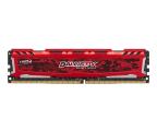 Crucial 4GB 2400MHz Ballistix Sport LT Red CL16 (BLS4G4D240FSE)