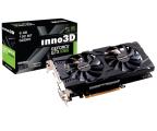 Inno3D GeForce GTX 1060 X2 6GB GDDR5  (N106F-5SDN-N5GS)