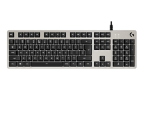 Logitech G413 Mechanical Gaming Keyboard (Silver)  (920-008476)