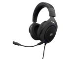 Corsair HS50 Stereo Gaming Headset (niebieskie)  (CA-9011172-EU)