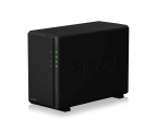 Synology DS218play (2xHDD, 4x1.4GHz, 1GB, 2xUSB, 1xLAN) (DS218play)