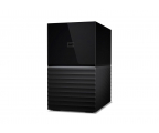 WD My Book Duo 4TB (2x2TB) RAID Dual-Drive (WDBFBE0040JBK-EESN)