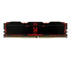 Pamięć RAM DDR4 GOODRAM 8GB (1x8GB) 2666MHz CL16 IRDM X Black
